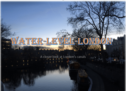 water level london cover