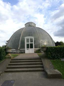 Kew Garden Greenhouse, London